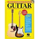 HAL LEONARD Non-Fiction Book TEACH YOURSELF TO PLAY GUITAR